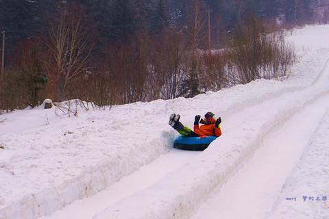 雪乡游乐场