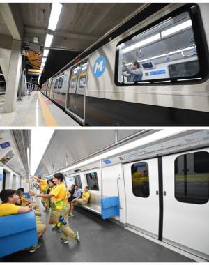 里约奥运会的央企身影:奥运地铁中国造