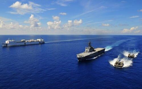 中国南海岛屿争端