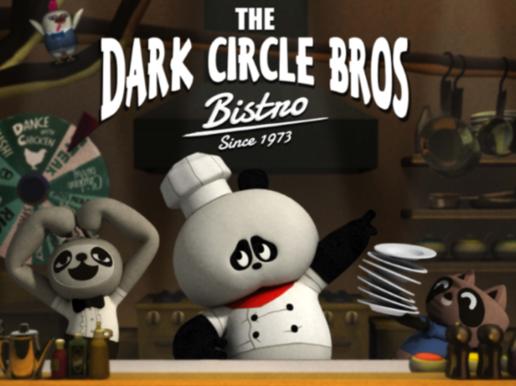 黑眼圈三兄弟DCB:卡通IP形象同质化下的黑马