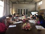 太山小学:数学教研组在交流研讨中共同成长