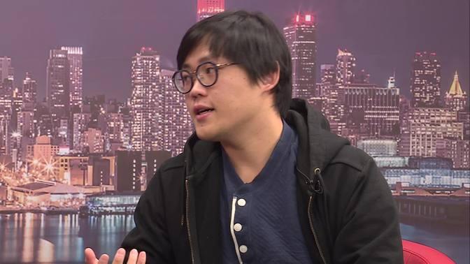 专访北美华人导演短片展电影《麻辣道妞》导演