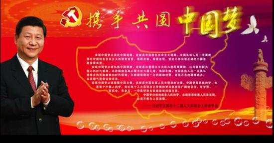 民族复兴中国梦