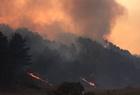 承德县发生森林大火