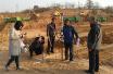 河南巩义发现大型汉墓群 汉墓共计119座