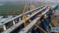 济青高铁高速段铺轨到济南起点 明年济青1小时到达