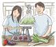 市民在农贸市场买大葱 回家后发现少了一斤