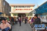 美哭!文艺版菜市场现身北京胡同 买菜像逛艺术馆!