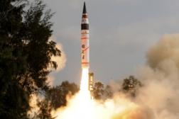 印度烈火5导弹真实性能如何?与中美俄差距较大