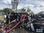 泰国一大客车与货车追尾 致17名中国游客受伤
