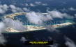 """菲律宾媒体客串""""狗仔队"""" 晒中国南海岛礁航拍照片"""