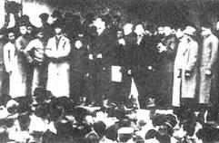 """1946年 国民党制造""""较场口惨案"""""""