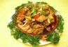 万家灯火中有一丝期待,是母亲摆好的庆阳菜!