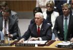 朝鲜亚太和平委员会回应彭斯言论:朝鲜不会乞求与美对话