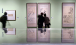 紀念陸抑非誕辰110週年作品展在杭州舉行