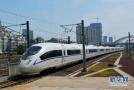青岛至成都下周开行高铁直达 运行时间12小时26分