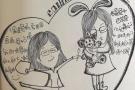 杭州妈妈手绘漫画记录女儿成长:从出生一直画到顺利考取清华