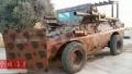 """创意奇葩!叙利亚民兵""""魔改""""拖拉机摩托车成""""武器"""""""