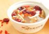 特殊人群喝汤有讲究:胃酸多不要空腹喝