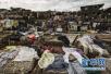 美国强飓风致2017年全球灾难损失达3770亿美元