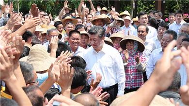 习近平总书记海南之行释放新时代改革开放新信号