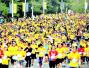 一场马拉松爱上一座城 三年汉马给武汉带来了什么?