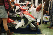 Chinese producers deny dumping e-bikes to EU