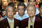 马哈蒂尔要求尽快组建马来西亚新政府
