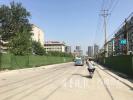 济南山大路北段正改造提升!拆迁完成段将于下月完工