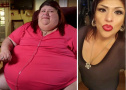 当女子减肥四百斤后