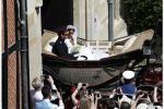英国哈里王子与梅根·马克尔在温莎城堡举行婚礼