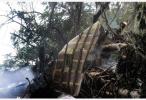 泰国一架小型军机坠毁 造成一死一重伤