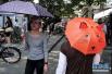 北京31日开始将连续高温 最高气温或达34℃至35℃