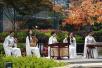 上合组织青岛峰会新闻中心展现青岛元素 展演精彩科技抢眼