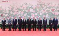 Chinese president hosts welcoming dinner for SCO guests