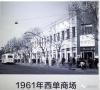 首都北京数十年巨变