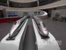 青岛正研制磁悬浮超高速列车 时速600公里