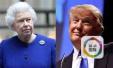 如愿以偿?美国大使:特朗普7月访英期间将与女王会面