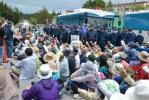 就在今天,安倍晋三再度发表誓言:绝对不让战争悲剧重演!