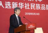 尹同跃:新华社民族品牌工程将助推奇瑞国际化进程