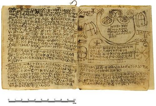 """学者破译埃及古书:介绍27种""""魔法""""配图丰富"""