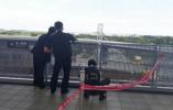 台湾高铁台南站1人坠亡 警方初步排除外力造成