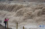 黄河第二号洪水形成 全国进入防汛抗洪关键期