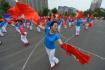 淄博:全民健身日,大家来参与