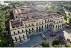 700件埃及文物在巴西国家博物馆大火中损毁