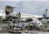 中國政府首批人道主義救災物資運抵印尼
