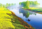 河南夏邑:清河行动让水更清、岸更美