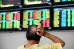 收盘|20日A股告别连阳势头 三大股指跌幅均超2%