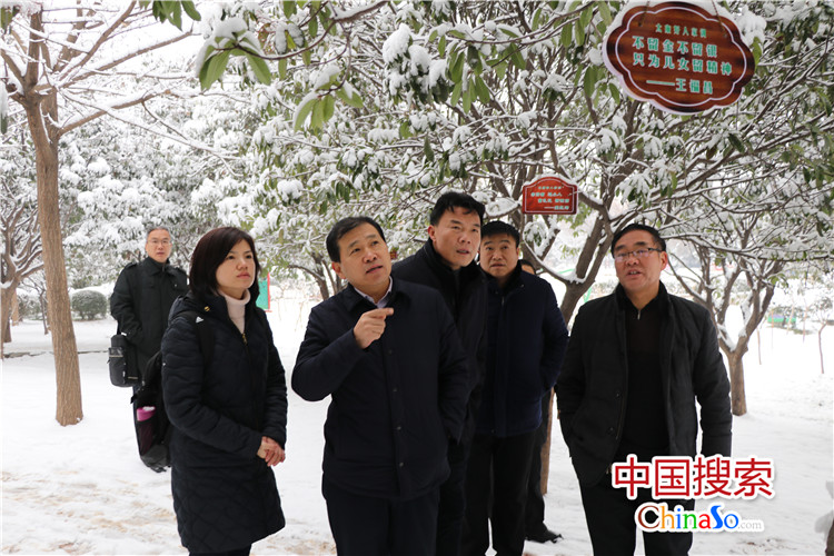 """太康""""好人园""""吸引湘粤两地宣传部人员来参观学习"""