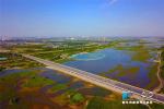 新增两座湖、7个球类运动场 滹沱河将再添新景观